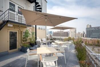 THE BOLY OSAKA Terrace/Patio