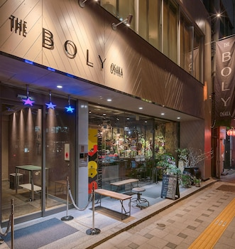 THE BOLY OSAKA Front of Property