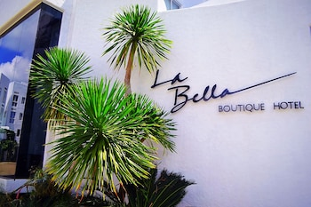 LA BELLA BOUTIQUE HOTEL Exterior detail