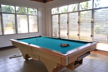 CALIRAYA ECOVILLE RECREATION AND FARM RESORT Billiards