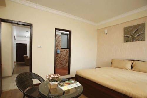 Exhilarating Jhamel 2BHK Apartment, Bagmati