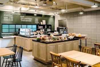 HOTEL ANTEROOM KYOTO Breakfast Area
