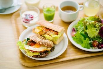 HOTEL ANTEROOM KYOTO Breakfast Meal