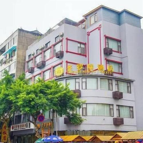 Shengluobao Hotel, Leshan