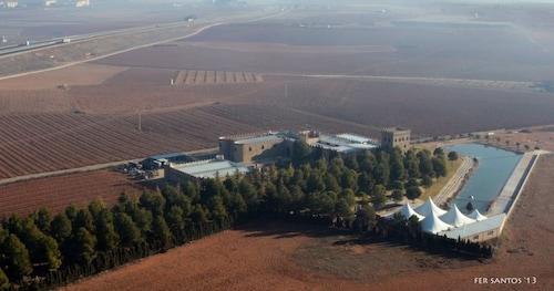 . Hotel Viñedos y Bodegas El Castillo