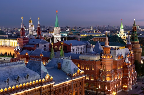 . Residences Moscow – Serviced apartments