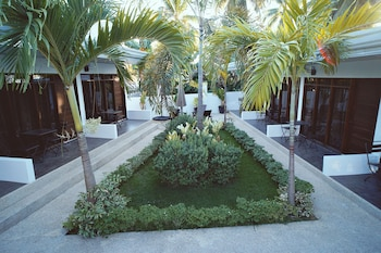 QUEST VILLA Terrace/Patio