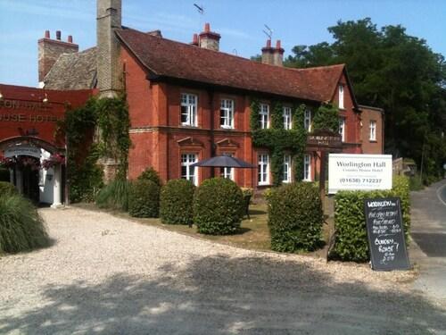 Worlington Hall Country House, Suffolk