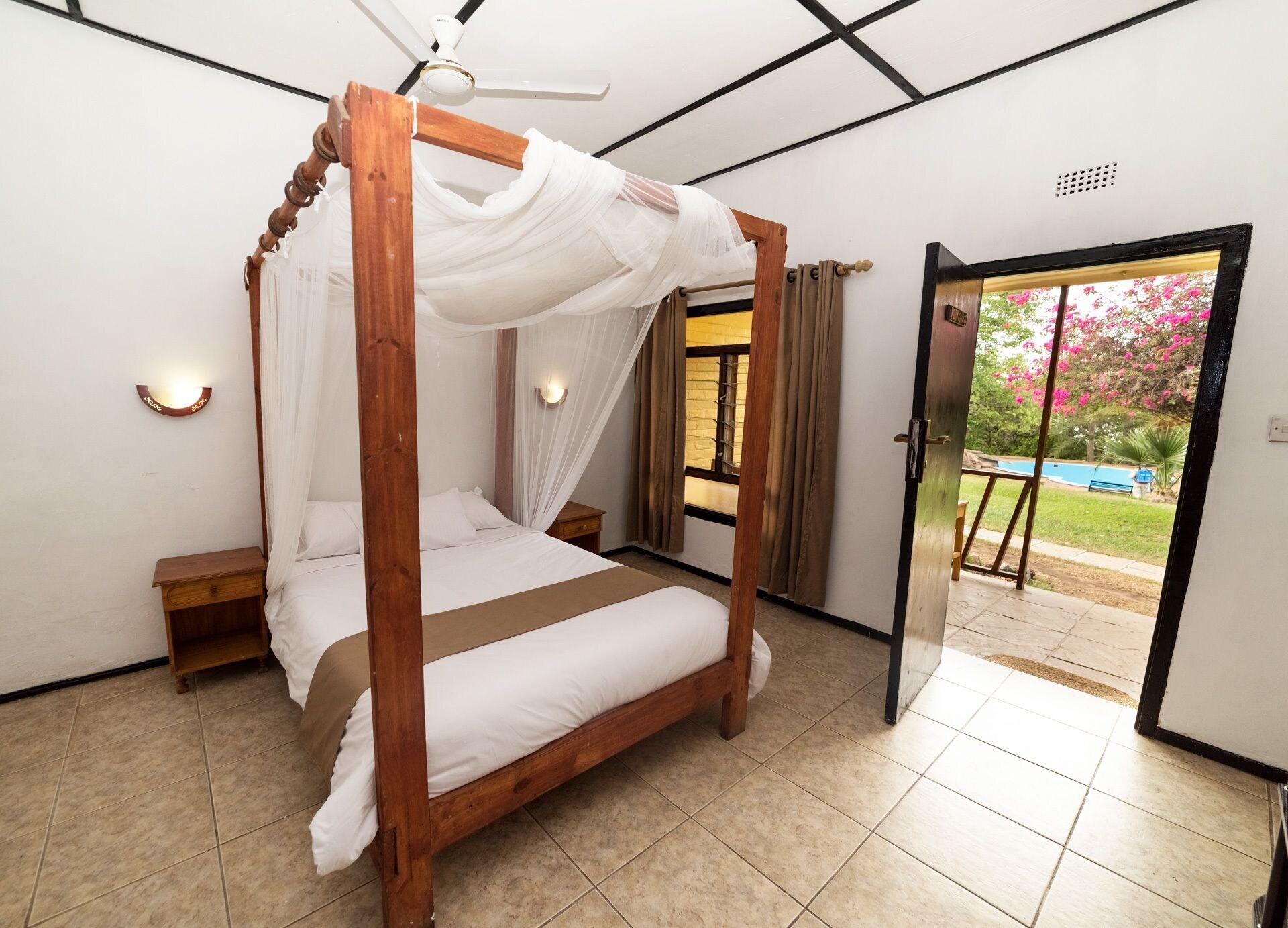 Safari Beach Lodge, TA Maganga