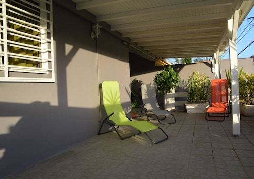 House With 4 Bedrooms in Le Robert, With Furnished Terrace and Wifi, Le Robert