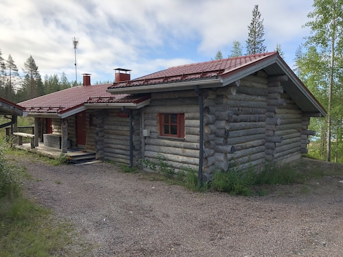 Ruska-Lodge, Northern Ostrobothnia