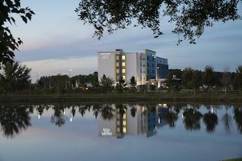 坦帕太陽海岸公園大道萬豪春季山丘套房飯店 SpringHill Suites by Marriott Tampa Suncoast Parkway