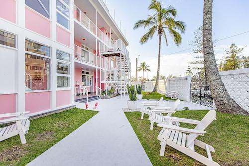 . The Pink Hotel Coolangatta