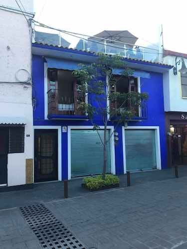 Hotel Casa Frida, Cuernavaca