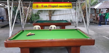 THE PREMIERE BUSINESS HOTEL Billiards