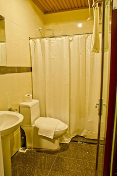 THE PREMIERE BUSINESS HOTEL Bathroom