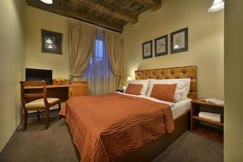 Hotel - Hotel U Tri Pstrosu
