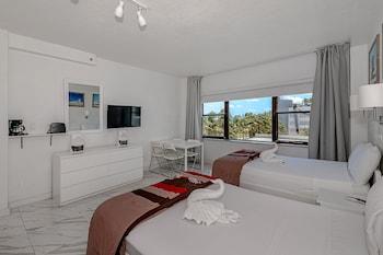 Panoramic Studio, Multiple Beds, Non Smoking