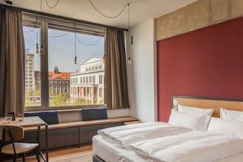 快樂里本迪根屋奧古斯圖廣場套房飯店 FELIX Suiten im Lebendigen Haus am Augustusplatz