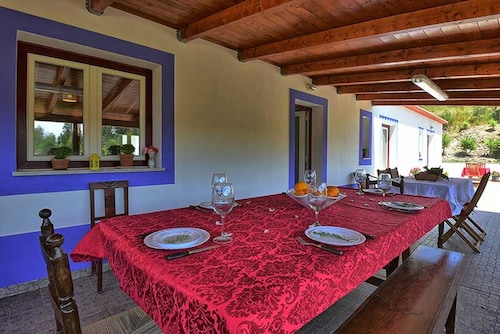 House With 4 Bedrooms in Sines, With Wonderful Mountain View, Enclosed, Sines