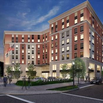 普羅維登斯市區希爾頓欣庭飯店 Homewood Suites by Hilton Providence Downtown