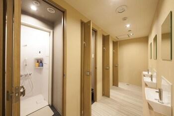 CABIN INN HIMEJI EKIMAE Bathroom