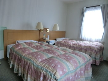 HOTEL・HALFTIME Room
