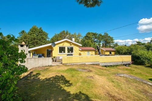Larkollen vacation house, Rygge