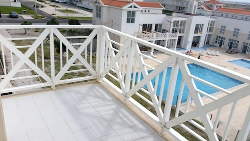 Apartment With 2 Bedrooms in Ferrel, With Wonderful sea View, Pool Acc, Peniche