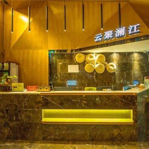 Yunju Lanjiang Hotel, Xishuangbanna Dai