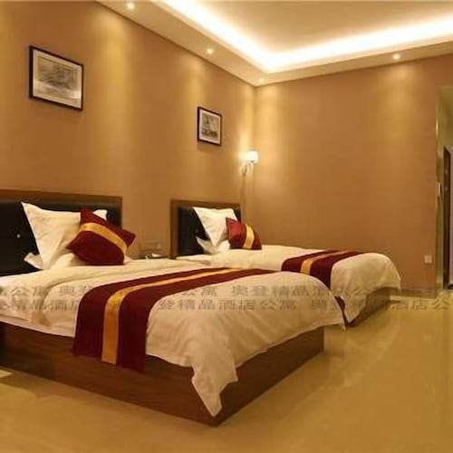 Aocheng Boutique Apartment Hotel, Chongqing