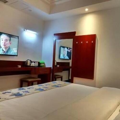 Wenquan Yuantou Hotel, Leshan