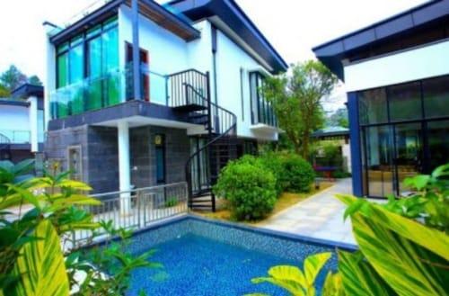 Moon River Villa No 4, Mianyang