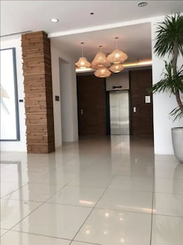 ABREEZA PLACE DAVAO CONDO Hallway