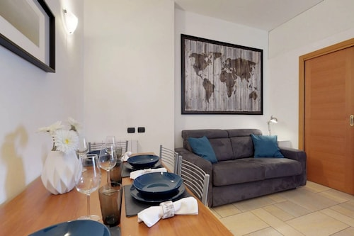 . Apartment with garden near San Siro