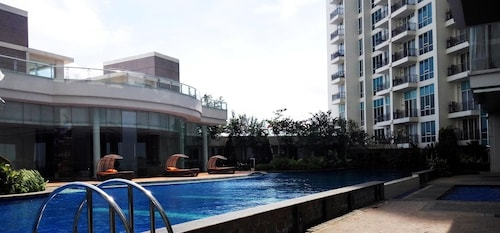 Affordable Studio Ancol Mansion Apartment, Jakarta Utara