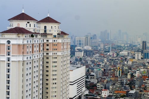 Prime Location At Gajahmada Green Central City Apartment, Jakarta Barat