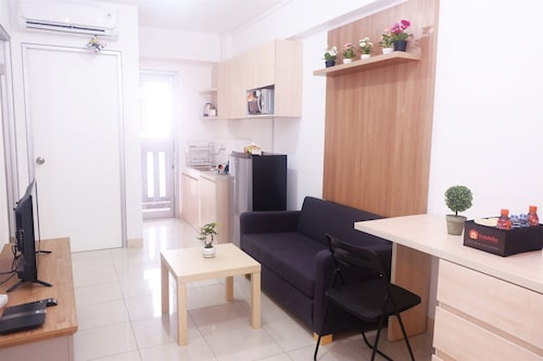 Cozy Baywalk Apartment At Green Bay, Jakarta Utara
