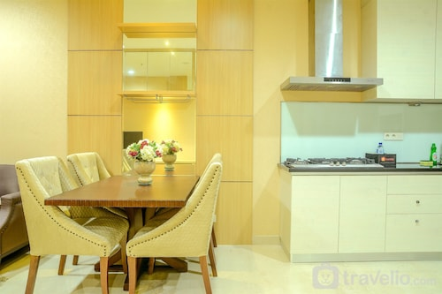 Luxury Four Winds Apartment near Senayan and Slipi, Jakarta Selatan