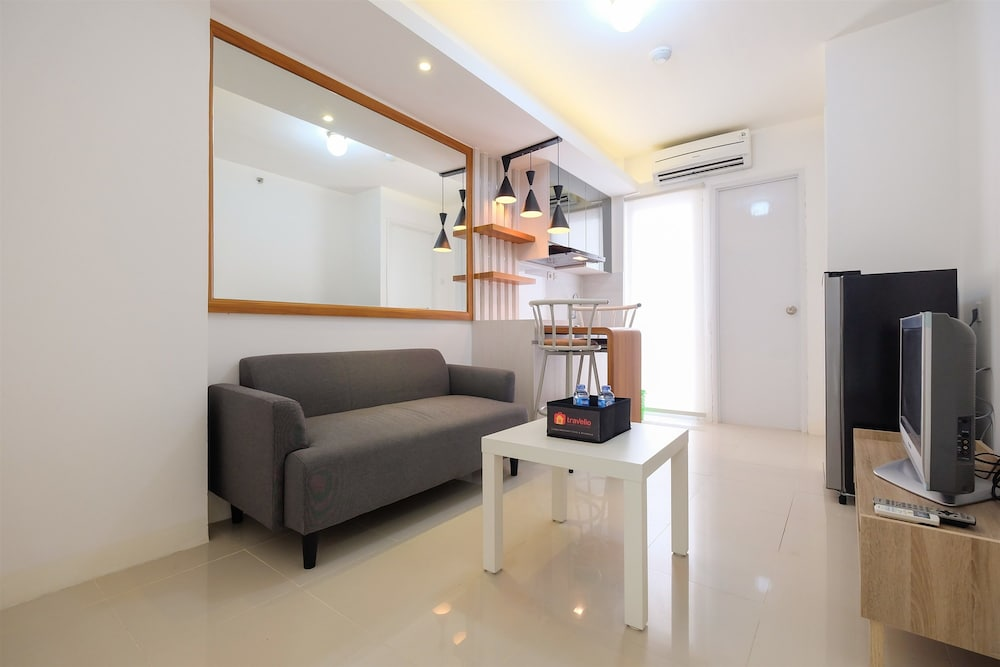 Compact Bassura City Apartment near Jatinegara, Jakarta Timur