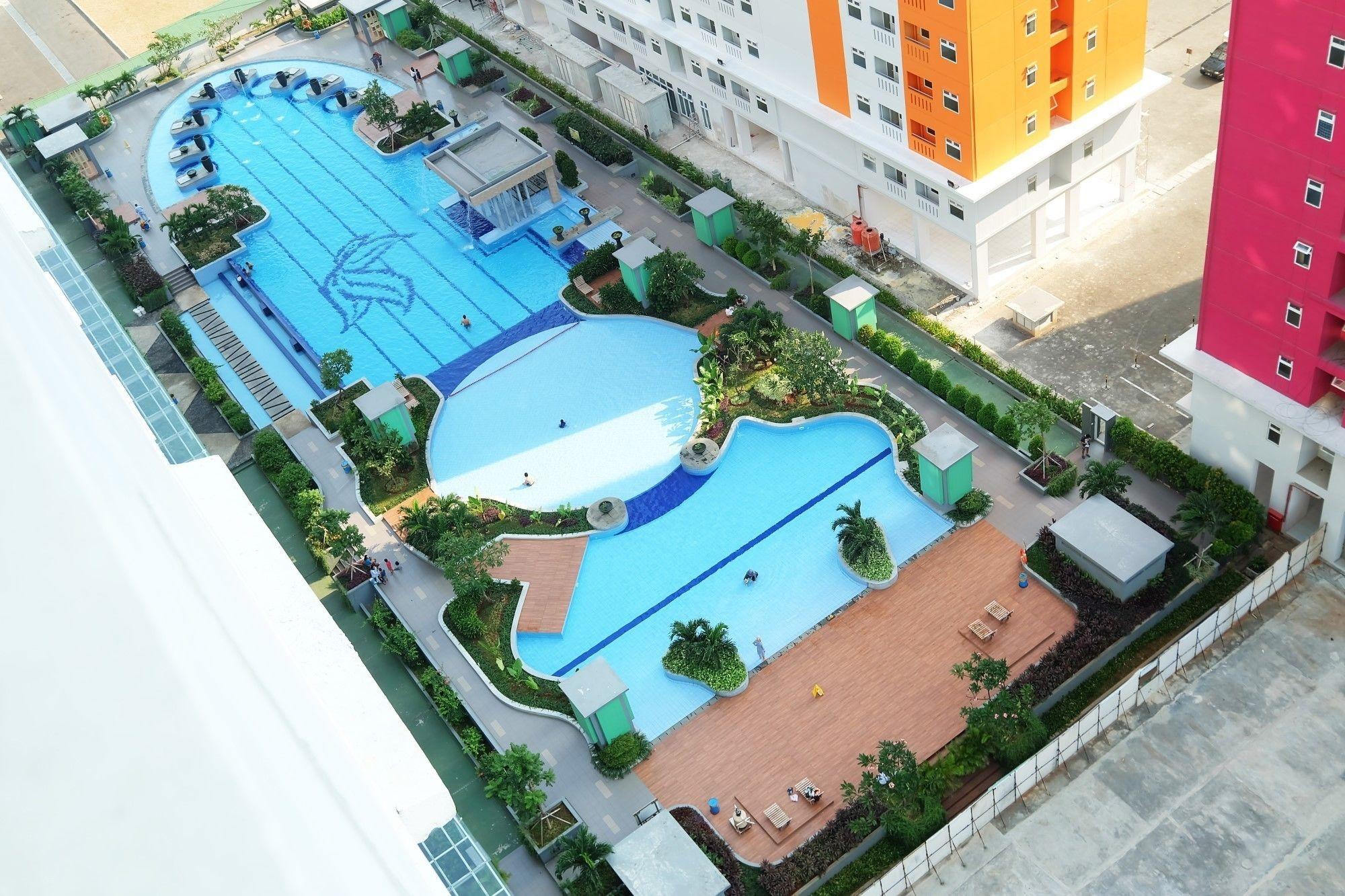 Green Pramuka City Apartment, Jakarta Timur