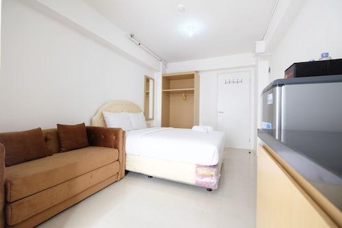 Affordable Studio with Sofa Bed at Bassura City Apartment, Jakarta Timur