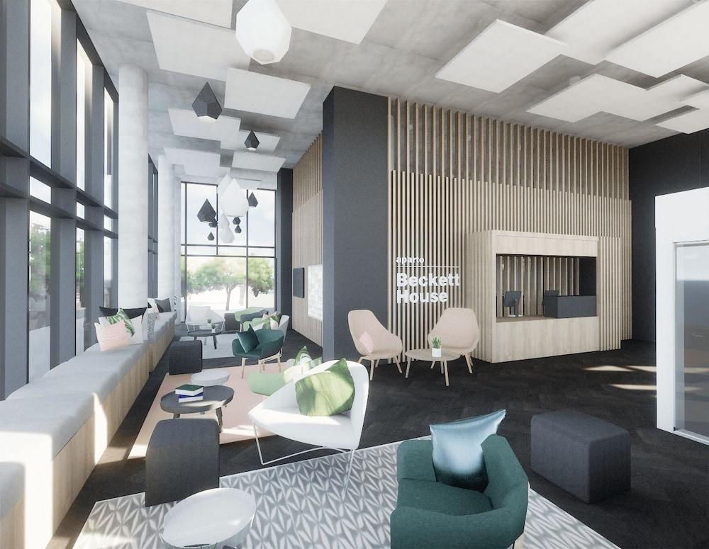 Aparto- Beckett House- City Centre