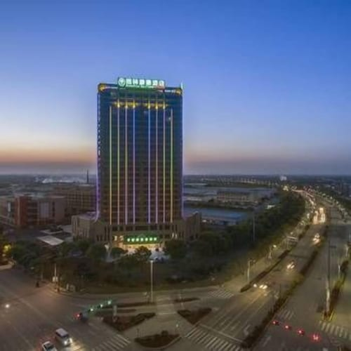 Greentree Zhejiang Jiaxing Jiashan Renmin Road Business Hotel, Jiaxing