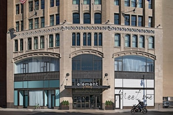 大都會底特律元素飯店 Element Detroit at the Metropolitan