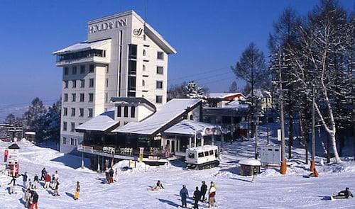 Kitashiga Holiday inn, Yamanouchi