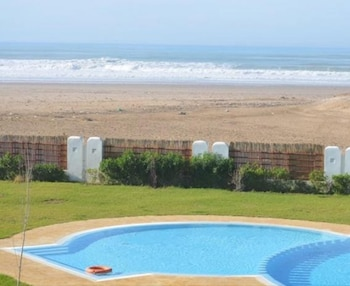 Apartment With 3 Bedrooms in Asilah, With Wonderful sea View, Pool Acc