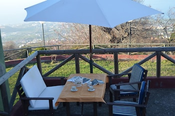 House With 2 Bedrooms in La Orotava, With Wonderful sea View and Enclo