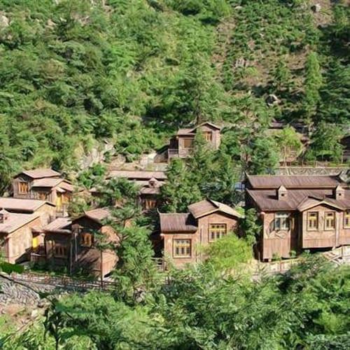Jiulongxia Holiday Resort, Huzhou