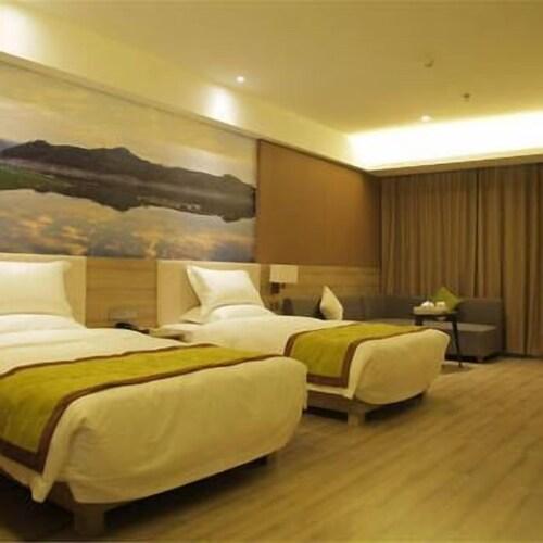 Ruizhi Tianlong Hotel, Ankang